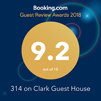 Bookingcom 2018 Reward 314 on Clark